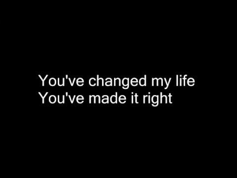 Jen Ledger - My Masterpiece Lyrics