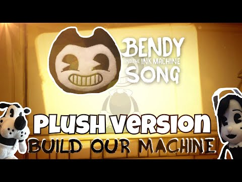 Build Our Machine By DA Games Plush Version