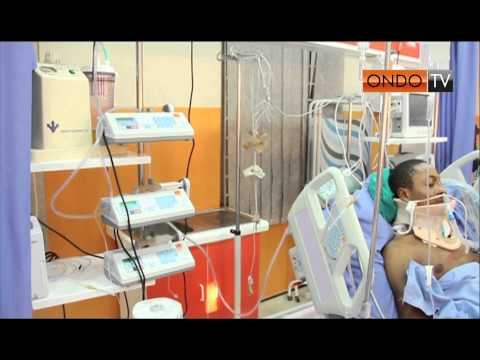 Ondo Builds Africa's First Trauma and Surgical Centre