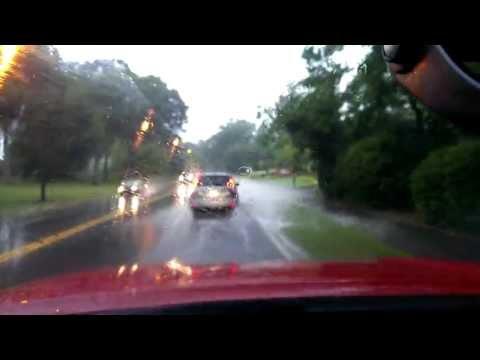 Driving in Atlanta, Atlanta, Georgia, United States, North America