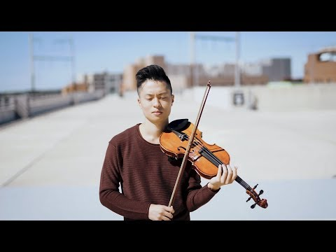 Friends - Justin Bieber & Bloodpop - Violin cover by Daniel Jang