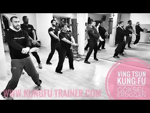 Ving Tsun (Wing Chun) Tunisia/Algeria Göksel Erdogan