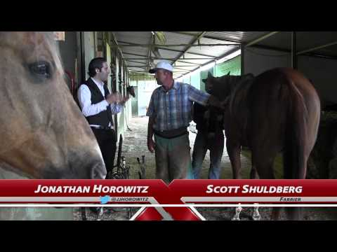 Gates Open - Shoeing Horses and Claiming Horses - Episode 9