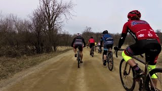 Barry Roubaix 2018 - Killer Gravel Road Race
