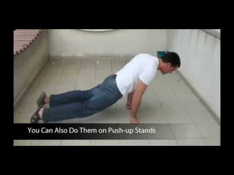 Push-up Strength Training: A Guide to Using the Hip Push-up