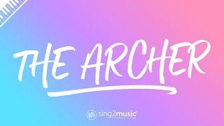 The Archer (Piano Karaoke) Taylor Swift