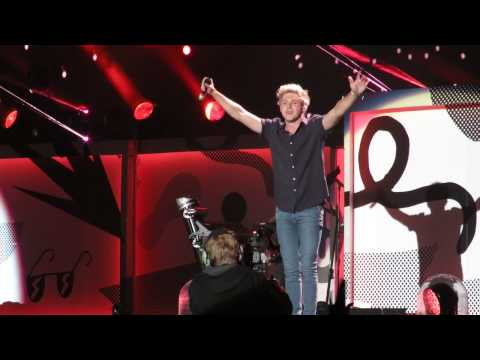 Act My Age (Niall Centric) - One Direction - 7/9/15 - San Diego