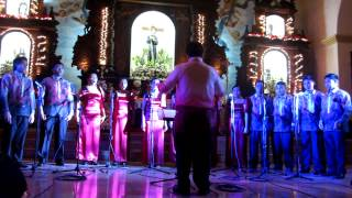 A Wish On Christmas Night - One Voice Choir SPB Philippines