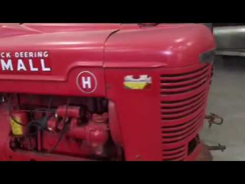 Haban Sickle Bar Mower Resto Pt5 - YT