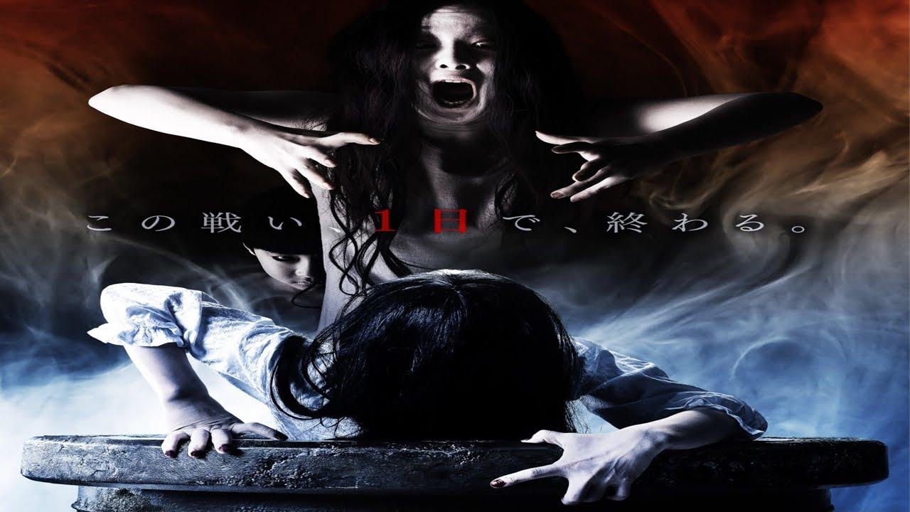 The Ring vs The Grudge- Epic Rat Battles of Horror Season 1
