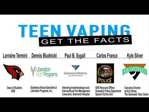 Arch Street Speaker Series - Teen Vaping: Get The Facts