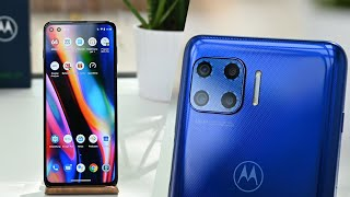 Motorola Moto G 5G Plus im Test | CHIP