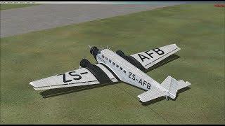 Junker Ju-52 - MAV - EP04