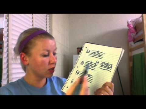 Music Theory Review: Key signatures & intervals (Chpt. 5 & 6)