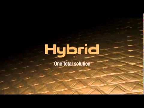 New Actis Hybrid Insulation multi foil product range installation video