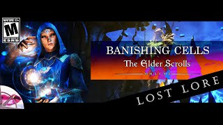 Elder Scrolls Online | The Banished Cells Vol 1 | Lost Lore