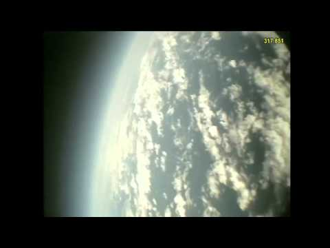 New Views of Endeavour's Launch from Booster Cameras