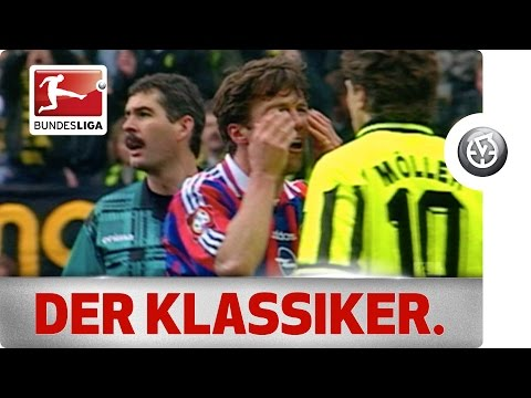 Matthäus and Möller - No Love Lost Between Dortmund & Bayern