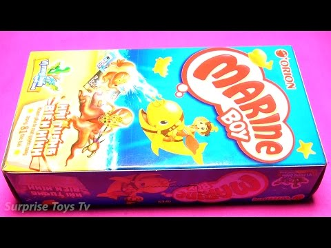 Marine boy -  snack from Viet Nam