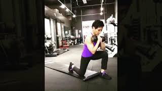 Mah-Ann's Pro Fitness - Sliderboard