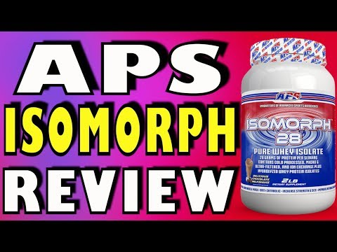 APS Isomorph 28 Review Protein