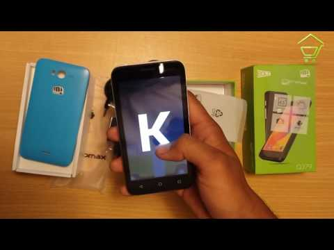MicroMax Bolt Q379 (3G, 2GB, 8GB, White) Unboxing at homeshopping.pk