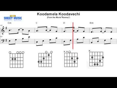 """""""Koodamela Koodavechi""""From the movie """"Rummy"""""""