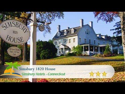 Simsbury 1820 House - Simsbury Hotels, Connecticut