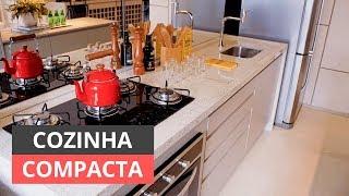 Cozinha Compacta - Dicas Incríveis e Inspirações