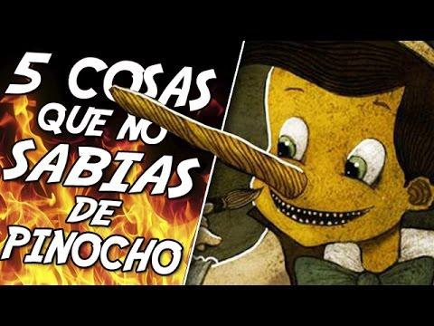 La Verdadera Historia De Pinocho 5 Cosas Que No Sabias