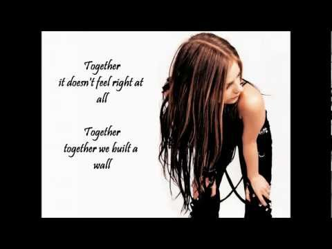 Together - Avril Lavigne lyrics