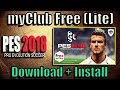PES 2018 Lite | Free to Play myClub Online (Download for PC, PS3, PS4, Xbox)