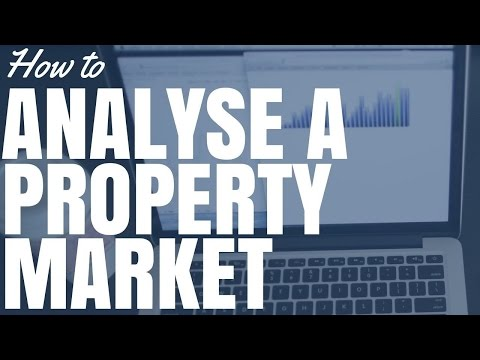 How To Analyse A Property Market - Interview with Jeremy Sheppard