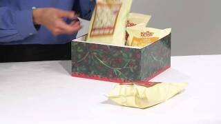 Winter Song Sampler Popcorn & Treats Holiday Gift Set