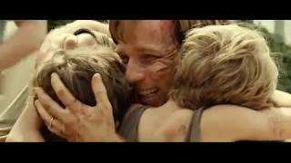 Самый трогательный момент из фильма Невозможное. Воссоединение семьи.