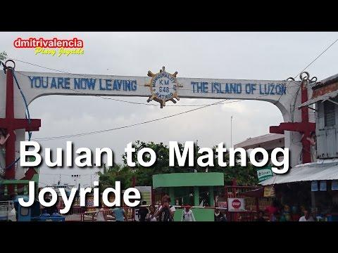 Pinoy Joyride - Bulan to Matnog Sorsogon Joyride