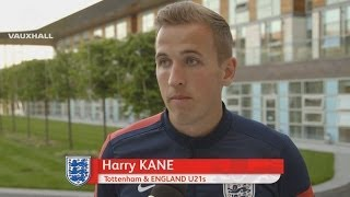 Harry Kane on Wales clash | FATV Exclusive