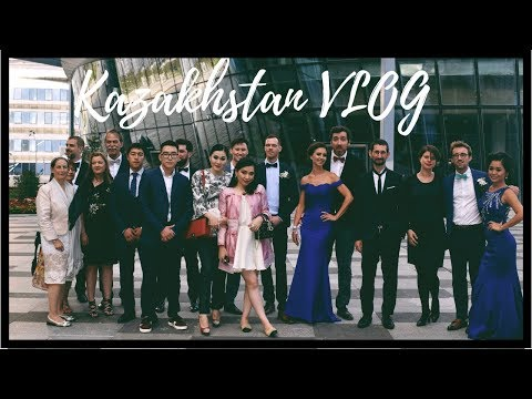 Kazakhstan Vlog: Wedding in Astana and meeting w/friends