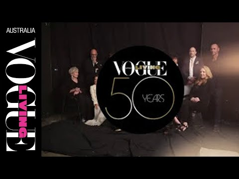 Australia's most talented creatives celebrate 50 years of Vogue Living