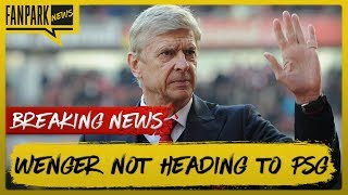 Will Conte Stay At Chelsea? | Wenger Not Going PSG - FanPark News