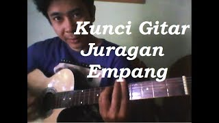 Kunci gitar dangdut lagu juragan empang Mp3