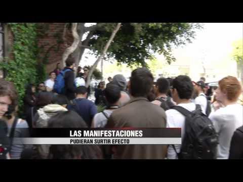Noticias 22   Consideran Peticion en Santa Monica Community College