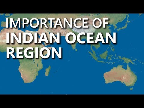 What is the strategic importance of Indian Ocean Region?  Learn Geopolitics of Region