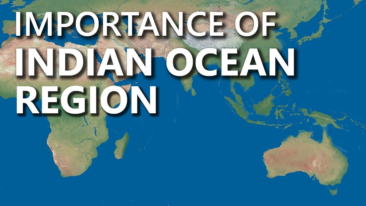 geostrategic importance of indian ocean