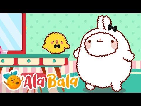 Molang - Vărsat de vânt (Ep. 55) Desene animate pentru copii mici AlaBala from YouTube · Duration:  13 minutes 45 seconds