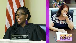 Support Court - Child support when one parent is a full time student