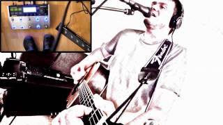 Future Love Paradise (Seal) - Live Looping Cover by romic