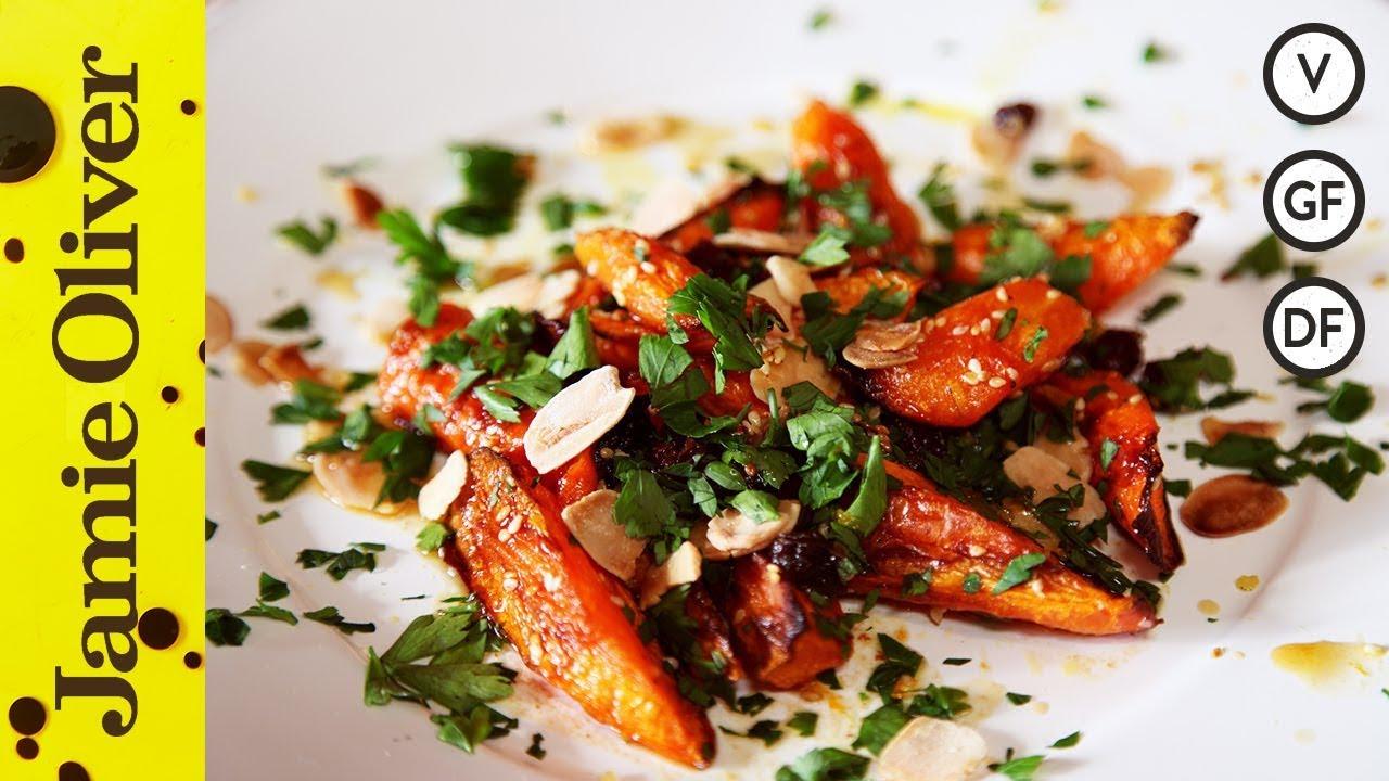 Honey Roasted Carrots Hugh Fearnley Whittingstall Youtube