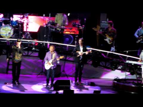 Beach Boys, Isn't It Time, Hollywood Bowl, June 2, 2012