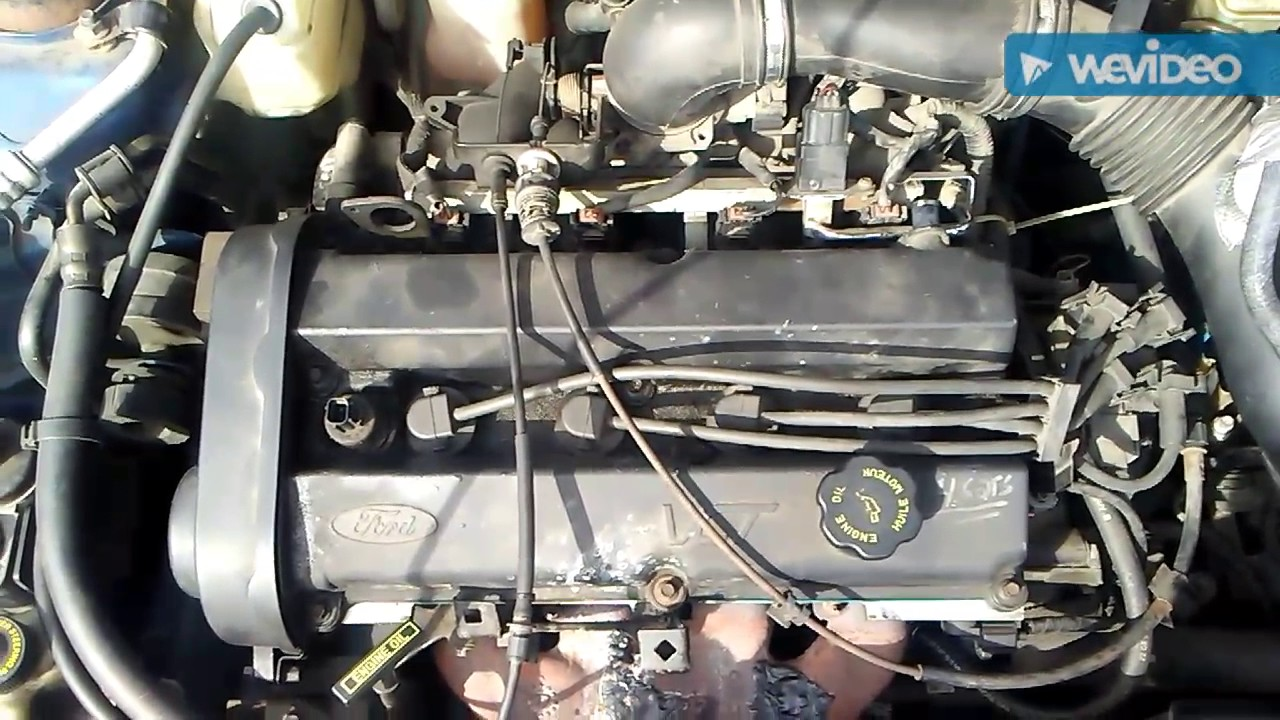 how to replace the valve cover gasket on a 1999 2003 ford escort zx2 [ 1280 x 720 Pixel ]